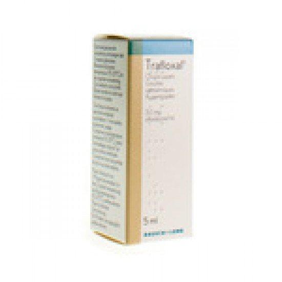 Trafloxal Ocul. Druppels Oploss. 5ml 3mg/1ml