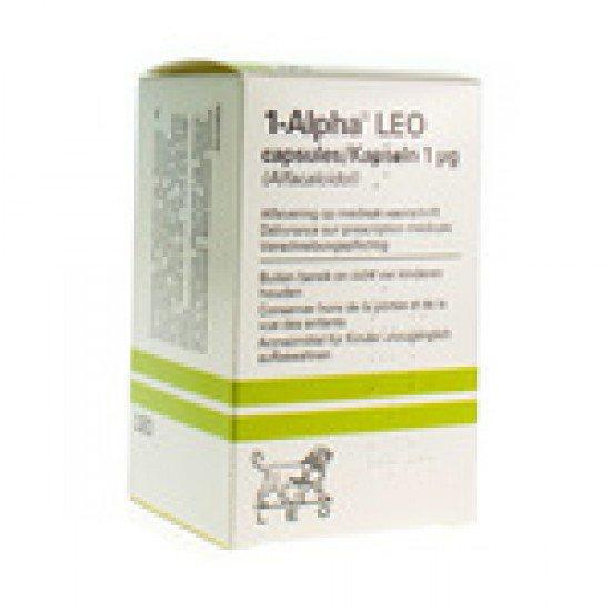 1 Alpha Leo Zachte Caps. 50x 1µg